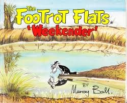 Murray Ball - footrot flats weekender Issue #1