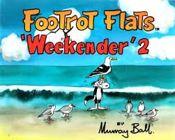 Murray Ball - footrot flats weekender Issue #2